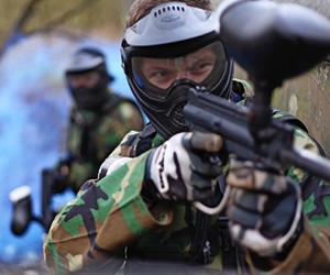 Paintball London