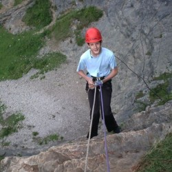 Abseiling United Kingdom
