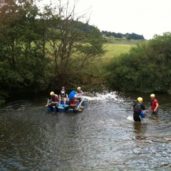 Raft Building United Kingdom