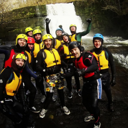 Gorge Walking Bristol