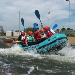 White Water Rafting United Kingdom