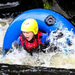White Water Tubing United Kingdom