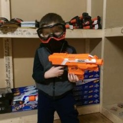 Nerf Combat United Kingdom