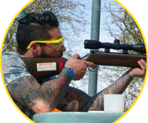 Air Rifle Ranges United Kingdom