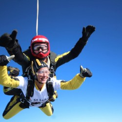 Skydiving Leeds