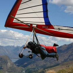 Paragliding United Kingdom