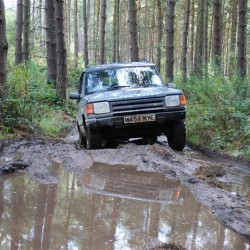 4x4 Off Roading United Kingdom