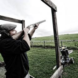 Clay pigeon shooting preston