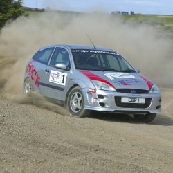 Rally Driving United Kingdom