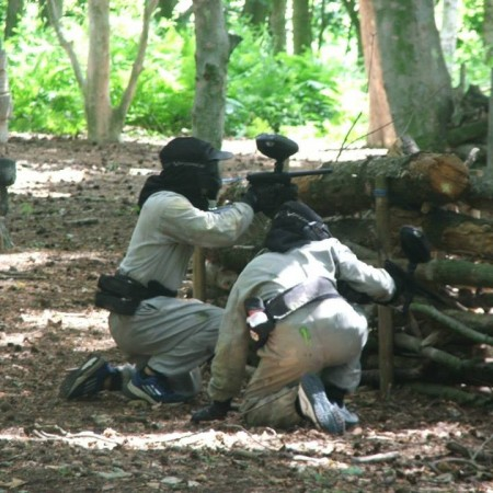 Paintball Elsham, Lincolnshire, South Humberside