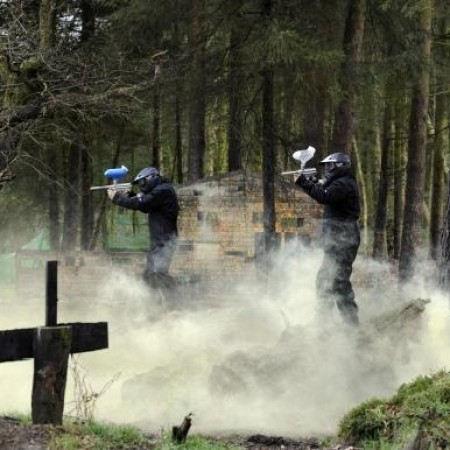 Paintball Reading, Berkshire, Berkshire
