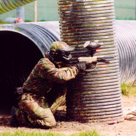 Paintball Leicester- Lutterworth, Leicestershire
