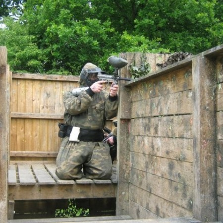 Paintball Bournemouth North, Dorset