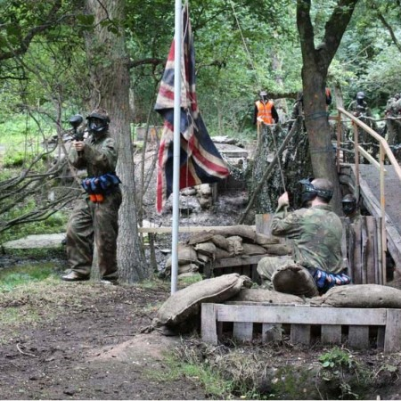 Paintball Stoke On Trent, Staffordshire