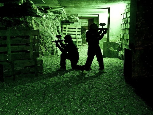 Indoor Paintball Docklands, Greater London, Greater London