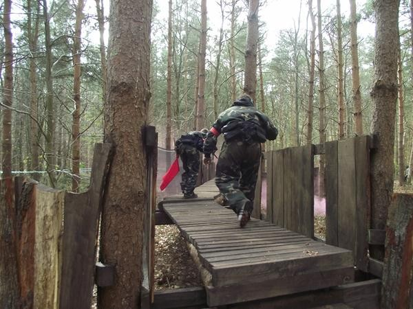Paintball Norwich - Ringland, Norfolk