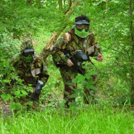 Paintball Wigan, Lancashire, Greater Manchester