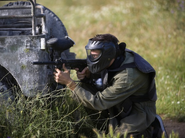 Paintball Shotts, Lanarkshire