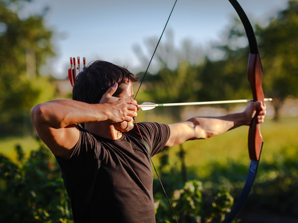Archery Kentchurch, Herefordshire