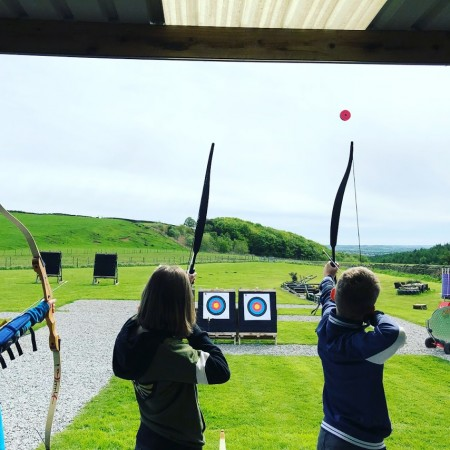 Archery Sheffield - Ringinglow, South Yorkshire