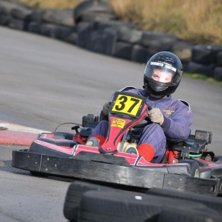 Karting Tockwith, Nr York, North Yorkshire