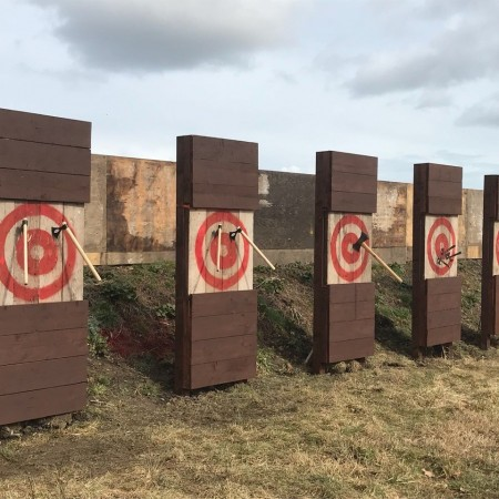 Axe Throwing Edinburgh - Queensferry, City of Edinburgh