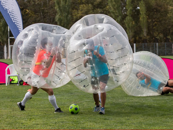 Bubble Football Manchester East, Lancashire