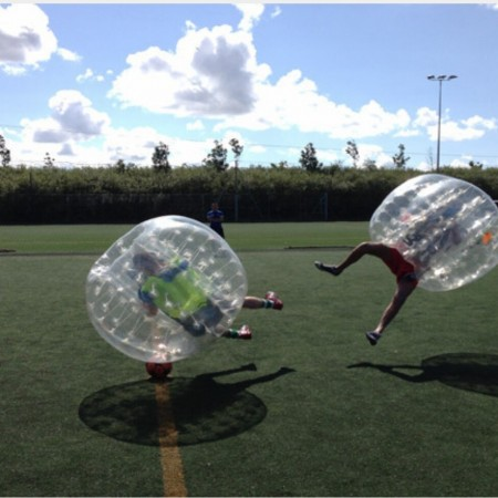 Bubble Football Bury, Greater Manchester, Greater Manchester