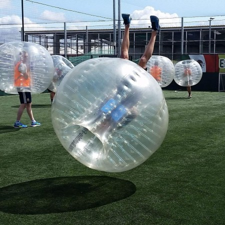Bubble Football Middlesbrough West, North Yorkshire