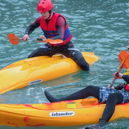 Kayaking Holyhead, Anglesey , Conwy