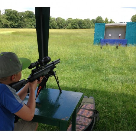 Air Rifle Ranges Market Harborough, Leicestershire