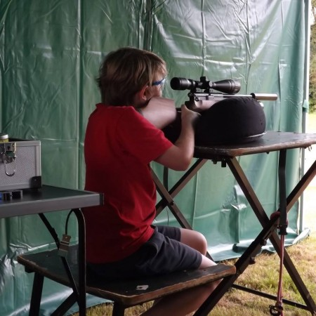 Air Rifle Ranges Lydney, Gloucestershire, Gloucestershire