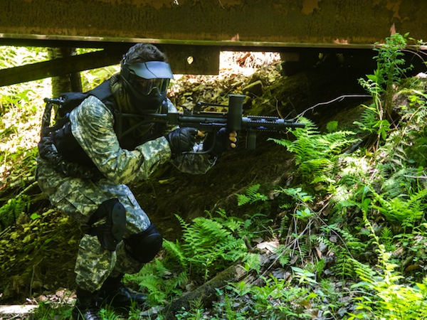 Airsoft Newcastle, Northumberland