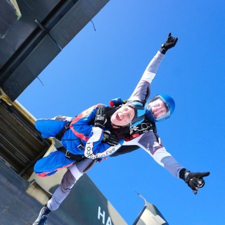 Skydiving Hibaldstow, Lincolnshire, South Humberside