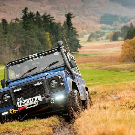 4x4 Off Roading Newtonmore, Inverness-shire, Inverness-Shire
