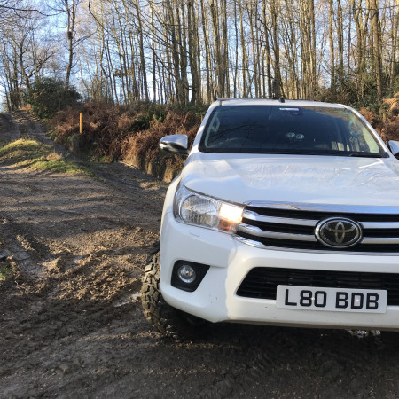 4x4 Off Roading Aldermaston, Berkshire