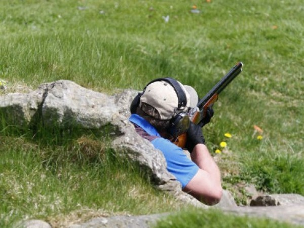 Clay Pigeon Shooting Knaresborough, North Yorkshire, North Yorkshire