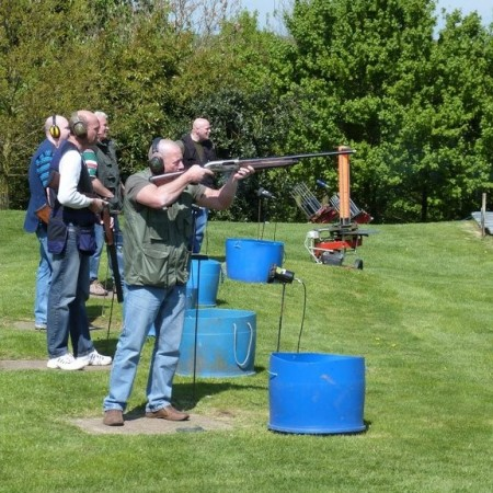 Clay Pigeon Shooting Leicester, Leicestershire