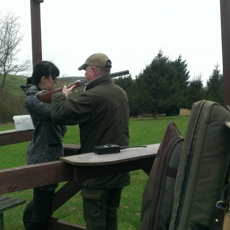 Clay Pigeon Shooting Falmer, Brighton, East Sussex