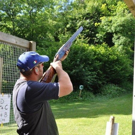 Clay Pigeon Shooting Cheltenham, Gloucestershire, Gloucestershire