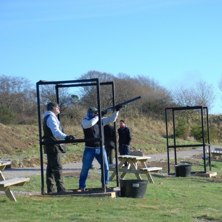 Clay Pigeon Shooting Otley, West Yorkshire