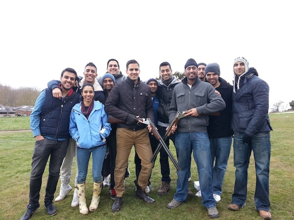 Clay Pigeon Shooting Lount, Leicestershire, Leicestershire