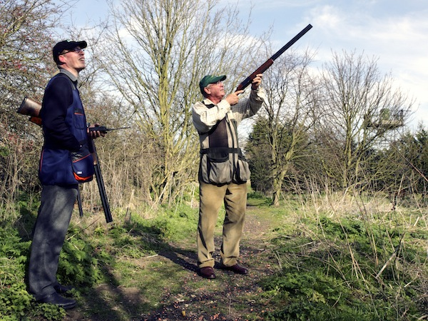 Clay Pigeon Shooting Scarborough, North Yorkshire, North Yorkshire