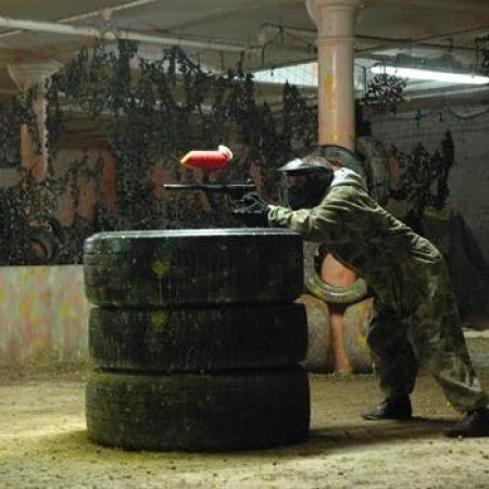 Indoor Paintball Oldham Indoor, Greater Manchester