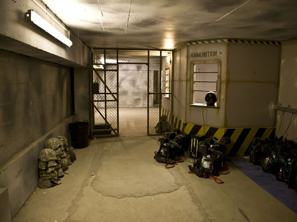 Laser Combat Docklands, Greater London (Indoor), Greater London